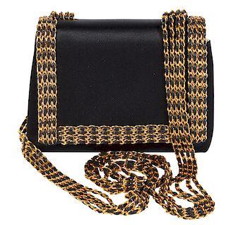facfcf200153 Unique CHANEL 'Gabrielle' Lambskin Menu Bag by Abington Auction ...