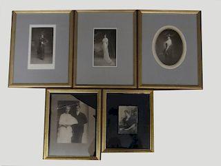 FAMILY PHOTOS INC. GERTRUDE VANDERBUILT WHITNEY