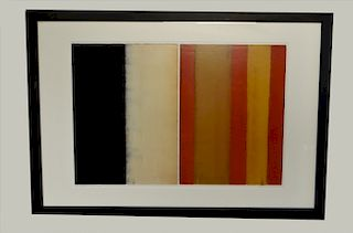 """LIMITED EDITION PRINT """"PARALLEL STRUCTURE 0574"""""""