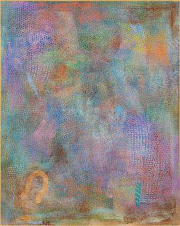 Robert Natkin, (American, 1930-2010), Evening Tryst, 1973