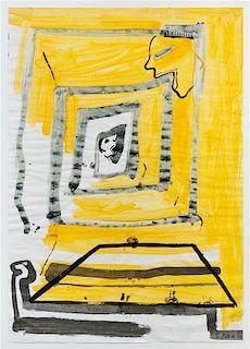 Sigmar Polke, (German, 1941-2010), Untitled, 1983