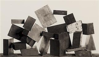 Irving Penn, (American, 1917–2009), Collapse, 1980