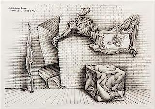 Hans Bellmer, (German, 1902–1975), Souterrain No. 13, c. 1965
