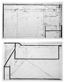 Richard Diebenkorn (1922-1993) Lot of Two