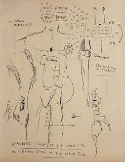 Jean-Michel Basquiat  (1960-1988)