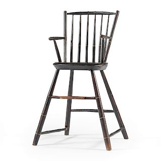 Child's Windsor Highchair