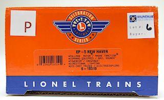Lionel EP-5 New Haven O Gauge Model Train