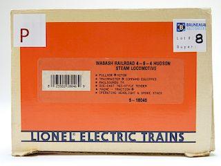Lionel Wabash Railroad 4-6-4 Hudson Steam O Train