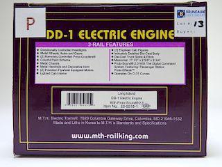MTH Long Island DD-1 Electric Engine Locomotive