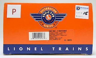 Lionel C&O NW-2 Switcher Electric Model O Train