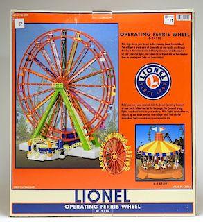 Lionel Circus Operating Ferris Wheel