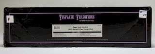 Tinplate Traditions New York Central Freight Train