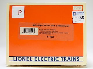 Lionel 8365 General Electric Dash-9 Demonstrator
