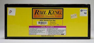 Rail King New York Central RDC Budd Car Train Set