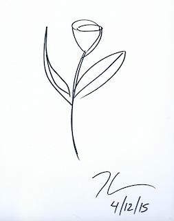 Tulip - Jeff Koons