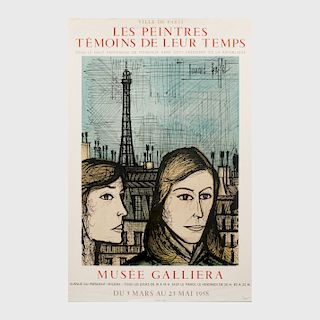 Five French Exhibition Posters