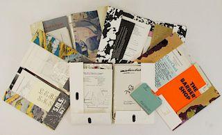 Collection of 53 S.M.S. Portfolio Works, 1968.