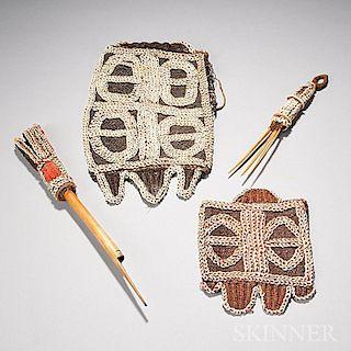 Four New Guinea Items