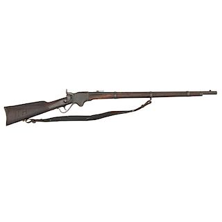 Spencer Rifle Identified To Marmaduke Condon, Sixth