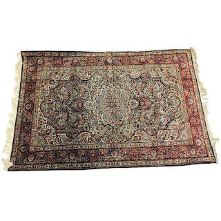 Handmade Silk Persian Rug