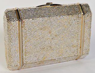 Judith Leiber Vintage Rhinestone Evening Bag