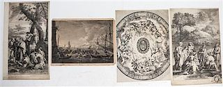 * Various Artists, (Continental, 18th/19th century), 7 works