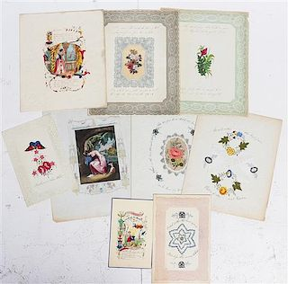 * Various Artists, (18th/19th/20th century), 23 works