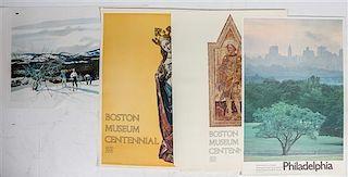 * Various Artists, (20th century), including works by Gilbert Schneider, Claudine Paluzzi-Kelsey, Louis Douglas Hibben, J. Folso