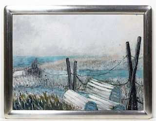 Wray Manning, (American, 1887-1978), Cape Cod Landscape