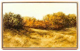 Dennis Pinette, (American, b. 1951), Untitled Field #2