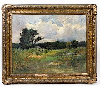 George William Whitaker, (American, 1841-1916), Summer Highlands