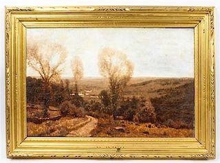 Artist Unknown, (19th/20th century), Untitled (Tonalist Landscape)