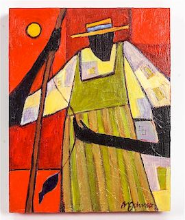 Mandy Johnson, (American, b. 1952), Light Lunch