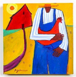 Mandy Johnson, (American, b. 1952), Farm Hand