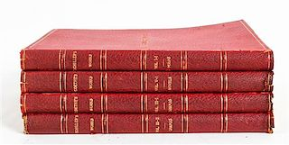 * [BINDINGS] A group of bindings, in 18 volumes