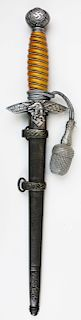 WWII German Luftwaffe 2nd Model dagger