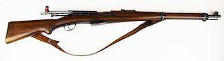 WWI Swiss Schmidt- Rubin K11 rifle