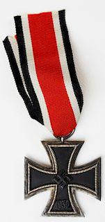 WWII German Iron Cross second class medal