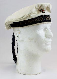 WWI German Torpedo-Division cap