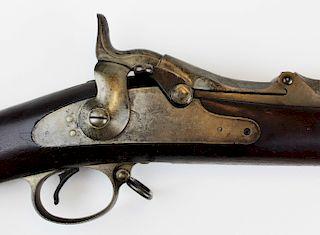 US 1884 Springfield trap door rifle