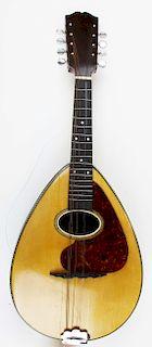 Weyman Mandolute mandolin