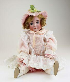 Kestner 171 bisque socket head doll