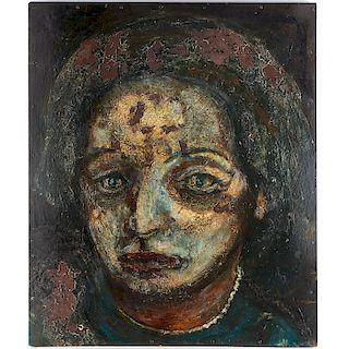 Modern School, Portrait of a Woman
