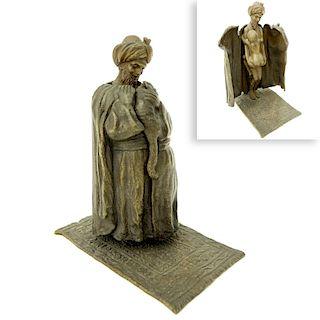 Franz Bergmann, Austrian (1861 - 1936) Bronze