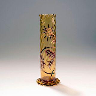 Chardons et Croix de Lorraine' vase, c. 1884
