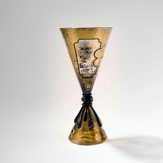 Historicising vase, 1887