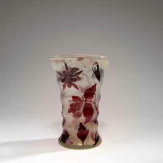 Ancolies' vase, 1900-02