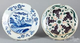 Two Delft chargers