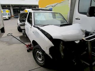 Chasis cabina  Nissan  2013