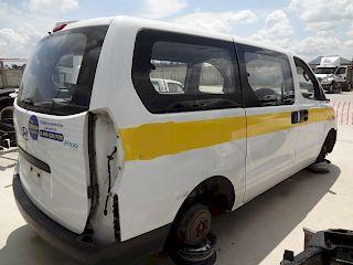 Camioneta pajaseros Dodge 2012